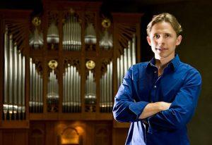 devon howard organist evensong
