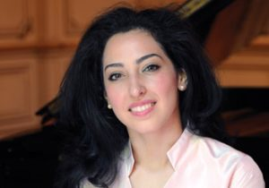 Pianist, Sarah Daneshpour in Concert