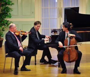 the tempest trio piano violin cello