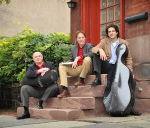 tempest trio violin cello piano alon goldstein ilya kaler amit peled