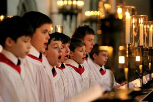 festival of nine lessons and carols evensong