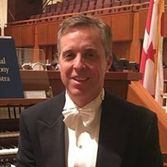 Mark Willey, Director of Music and Organist
