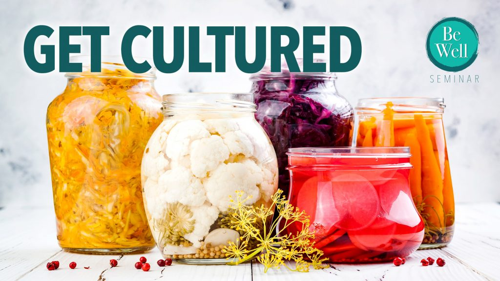 get cultured event at spencerville church