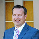 Pastor Chad Stuart