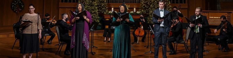 Christmas Concert: Lessons and Carols, Spencerville Church