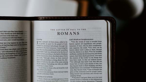The Book of Romans Connect Group with Pastor Kandace Zollman