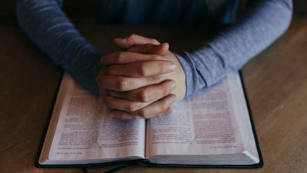Prayers of the Bible Connect Group with Tim Lale